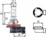 ΛΑΜΠΑ H11 12V 55W