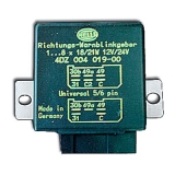 FLASHER 24V/12V 6 PINS