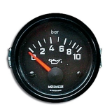 OIL PRESSURE GAUGE 52MM 10B 12V