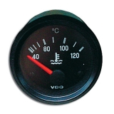 TEMPERATURE GAUGE 24V 52MM