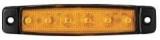 ΦΑΝΟΣ ΟΓΚΟΥ LED 560-0.05 24-12V ΚΙΤΡΙΝΟΣ